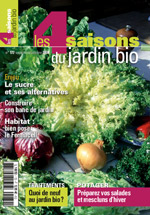 magazine 4 saisons jardin bio