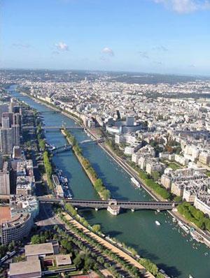 les eaux de la Seine