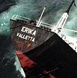 Marée noire du naufrage de l'Erika
