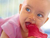 Poussées dentaires de bébé comment les détecter et les soulager ?