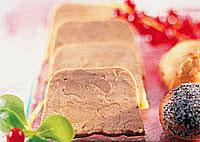 Le <b>Foie gras</b>, recette et suggestion de présentation