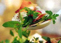 des plantes aromatiques dans votre assiette