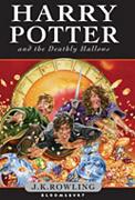 Dernier tome du livre d'Harry Potter