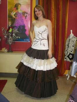 robe de mariee modele c