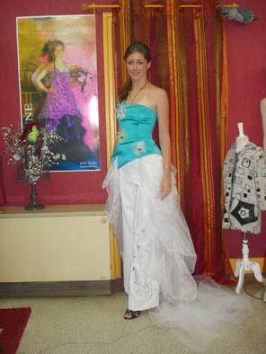 robe de mariee modele f