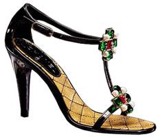 Sandales Chanel