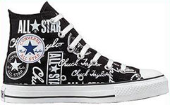 Converse All Star, la basket légendaire ! - Le Blog Beauté ...