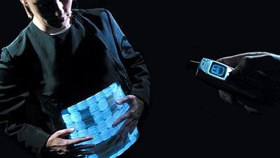 le textile écran