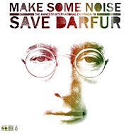 CD Make Some Noise. The Amnesty International Campaign To Save Darfour