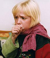 Les enfants sont les plus touchés par la grippe Influenza