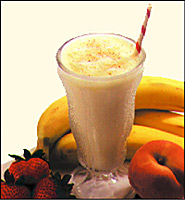 Recette du Milk Shake à la banane