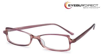Modèle lunettes rose
