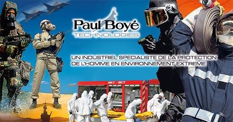 Paul Boye technologies