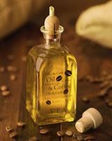 L'huile de cafe chez valentine