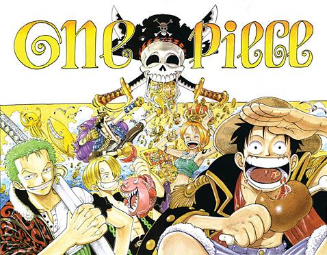 One Piece le manga pirate
