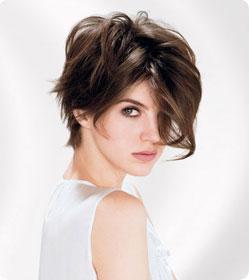 Coupes cheveux tres courtes pour femmes