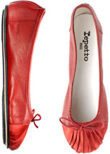 Ballerines mod�le Beauty Repetto